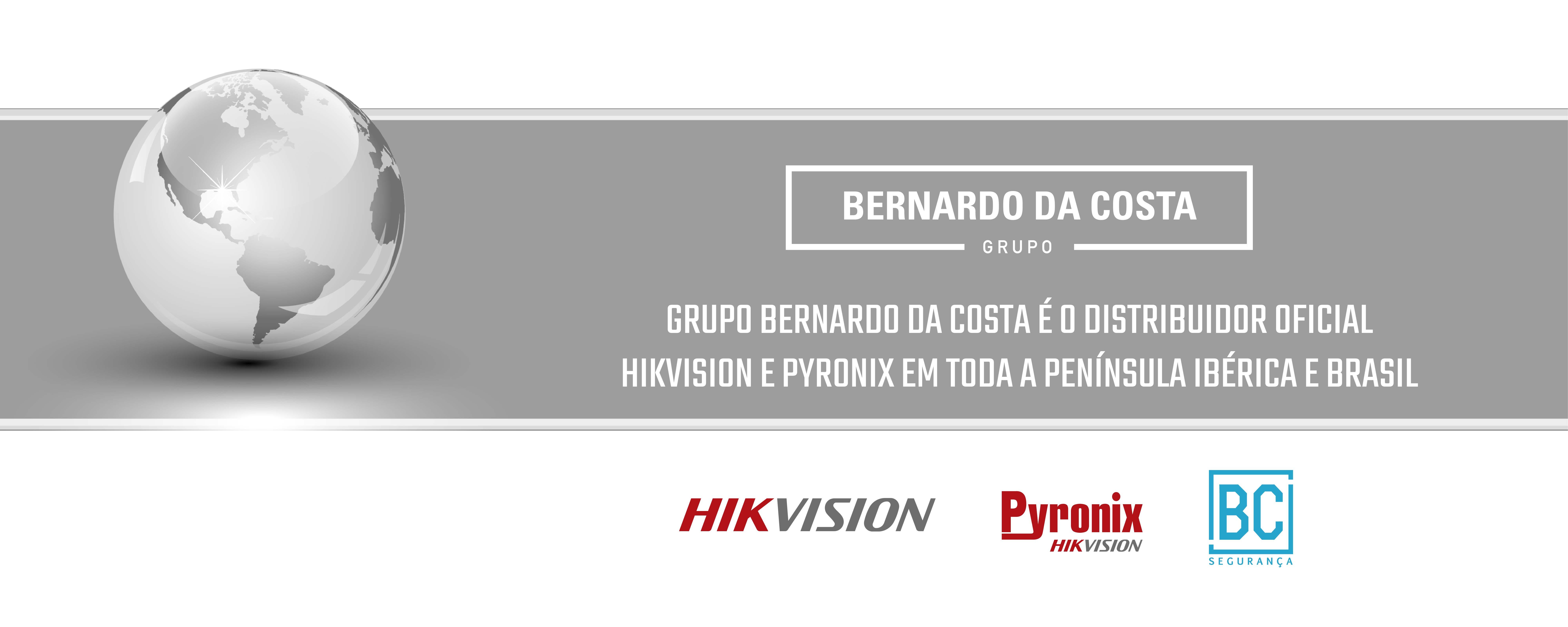 Distribuidor oficial Península Ibérica e Brasil