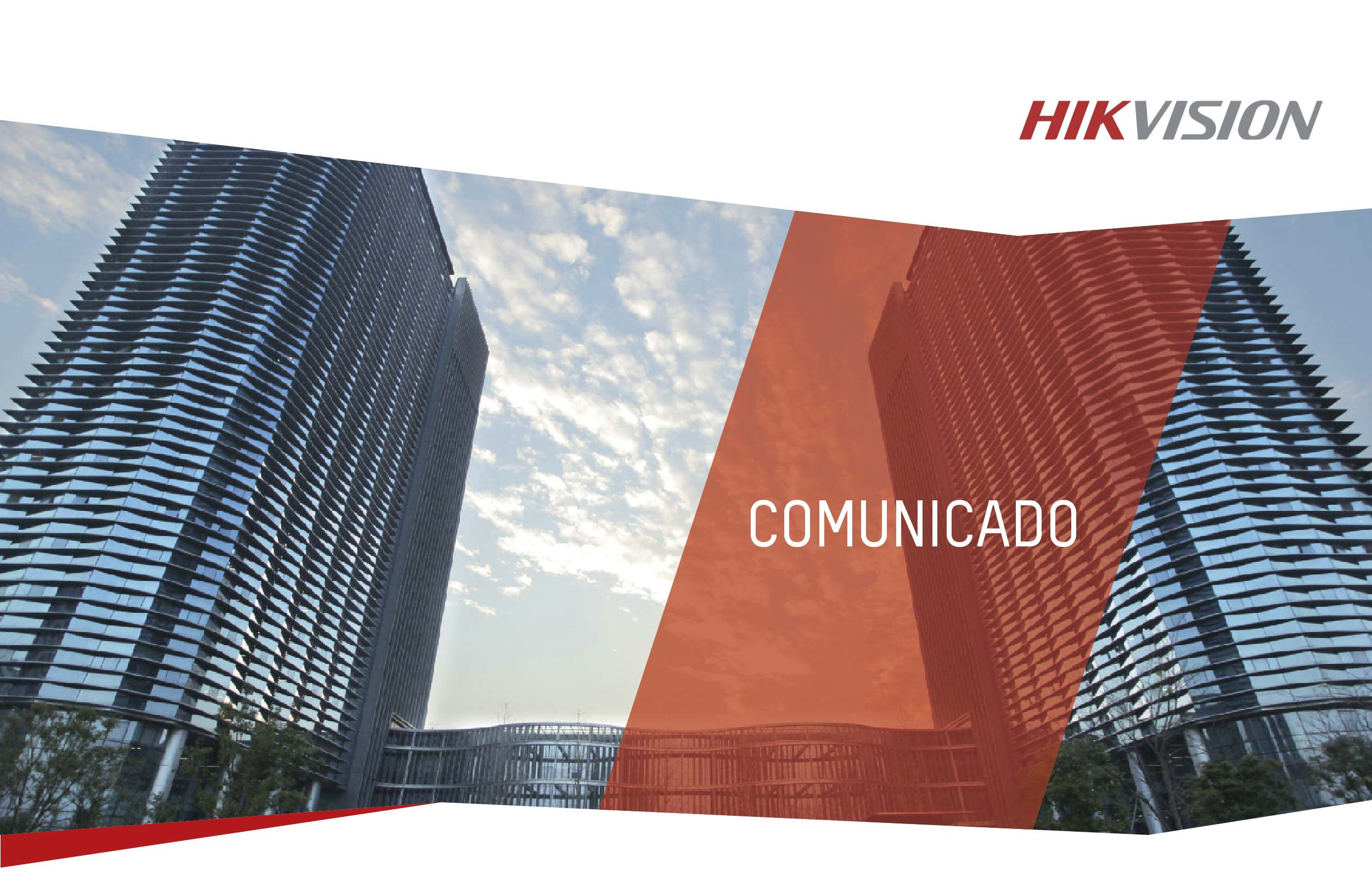 Comunicado Hikvision