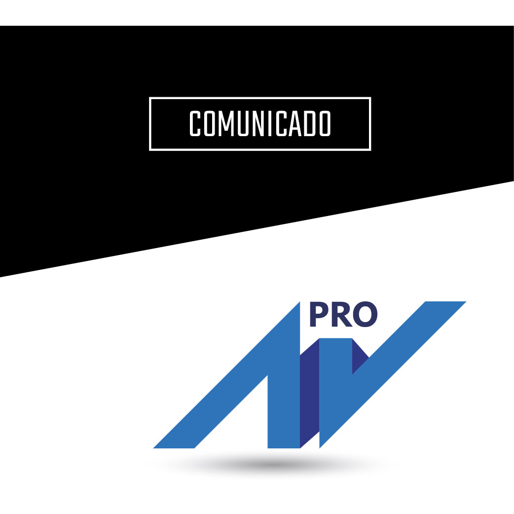 Comunicado - AVPRO